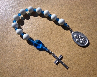 Saint Ann Rosary - Patron Saint of Grandmothers, Mothers and Homemakers