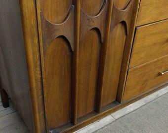 Kent Coffey Perspecta Mid-century 12 drawer Dresser/Sideboard