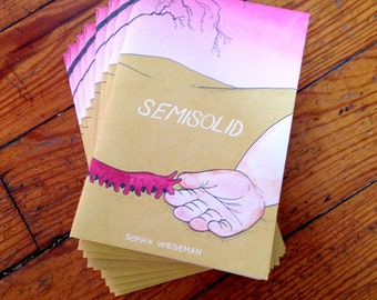 SEMISOLID – COMIC
