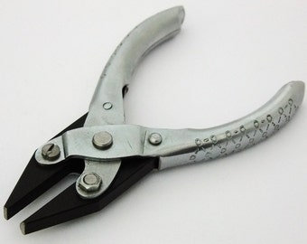 Half Round-Flat Bending/Forming Parallel Pliers SALE