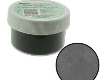 Charcoal Pigment For Create Recklessly Artist's Concrete 1oz Jar