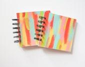 Blank 4 x 4 Mini Sketchbook - Bright & Merry
