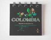 Starbucks Reserve Mini Journal - Colombia Montebonito