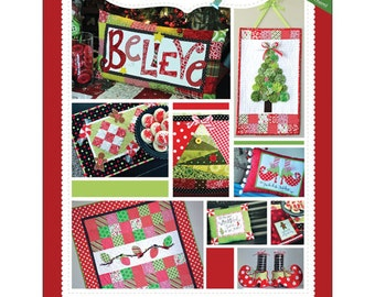 Oh the Possibilities for Christmas Kimberbell Craft Sewing Softcover Book