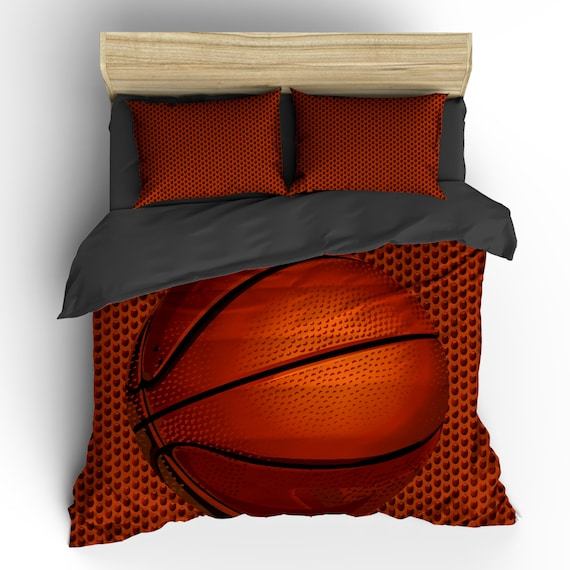 Textured Basketball Bedding Basketball With Textured Dimples
