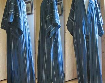 Vintage Striped Kimono