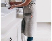 Kitchen Apron - Hierloom- Free shipping in the USA.