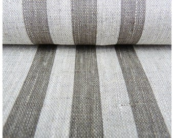 Gray Stripes - Fabrics by the yard - Free Shipping to USA