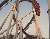 Hersheypark Great Bear Roller Coaster Print