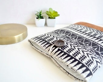 "12"" Mac Case, 13"" Mac Case, 15 inch Mac Sleeve, MacBook Laptop Sleeve - Aztec"