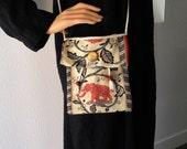 Medieval Elephant Purse - Buttoned Flap