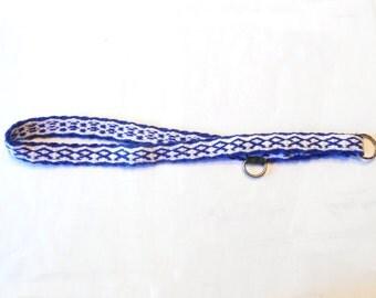 Tablet Weaving Viking Rune Lanyard