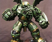 STOOPID FORCE The Lovecraft Wars MECHTHULHU