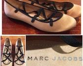 Marc Jacobs Ballerina cross strap flats 39