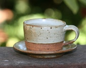 Espresso cup and saucer #6