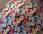 sugar skulls parasol