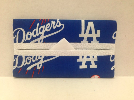 Los Angeles Dodgers Tissue Cozy/Gift Card Holder/Party