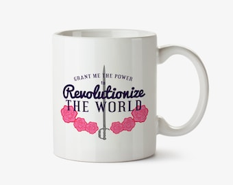 Revolutionize the World Coffee Mug