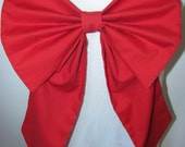 Super Sailor Scout Back Bow ***Available in MOST Colors*** Costume Cosplay