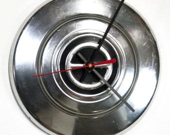 1993 - 1997 Ford Ranger Pickup Truck Hubcap Clock - Wall Clock - Recycled Hub Cap Clock - 1994 1995 1996