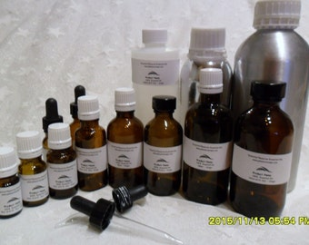 Organic Peppermint (Indian) Essentail Oil COA Available   U Pick Size Pure & Natural , Kosher , Organic