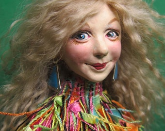 Rosie 46 OOAK, Doll Only.