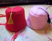 Custom fez double pack