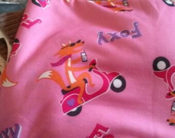 Fox Knit Fabric