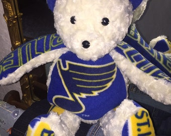 St. Louis Blues Teddy Bear