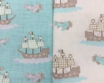 Storybook - Custom Crib Sheet - Set of 2