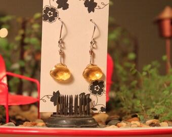 honey honey dangle earrings