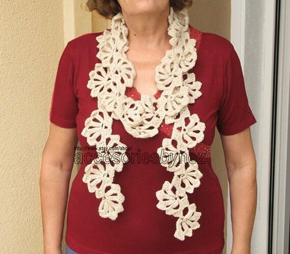 Crochet Scarf Patterns Zigzag : Crochet Scarf Pattern, Wrap Scarf, ZigZag Scarf Pattern, Cowl ...