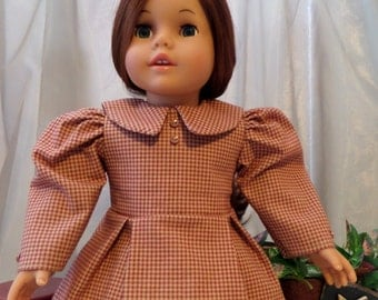 18 Inch Doll Clothes / Doll Dress / Dress / Doll Clothes / Doll Clothing / Doll Accessories / Fits American Girl Doll  - 1024