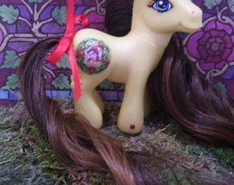 Custom My Little Ponies: Princess Belles