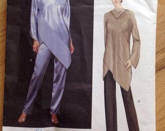 Vogue American Designer 2577 Tom and Linda Platt Tunic and Pants
