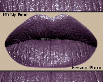 HD Lip Paint-Frozen Plum