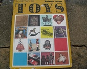 Vintage Book A History of Toys by Antonia Fraser