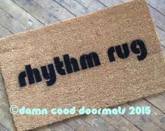 Rhythm Rug