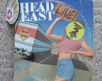 Head East 3 Ring Notebook