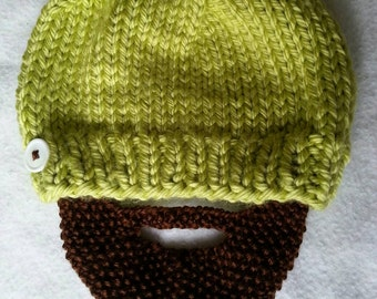Adult Bearded Hat