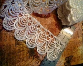 Scallop Lace - 1 Yard