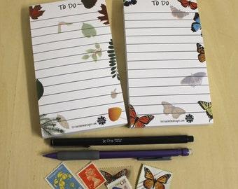Field Guide Nature Specimen Notepad