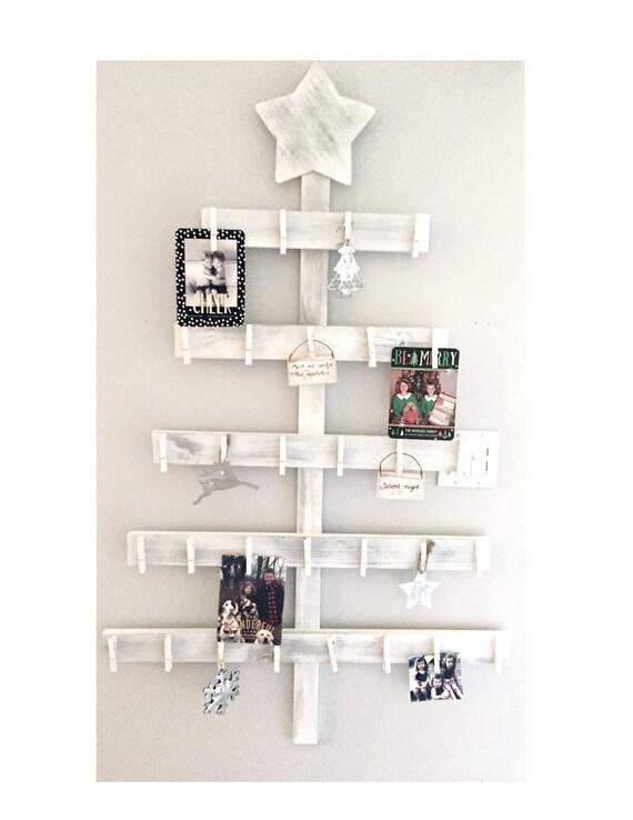 holiday card holder advent calendar tree card holder. Black Bedroom Furniture Sets. Home Design Ideas