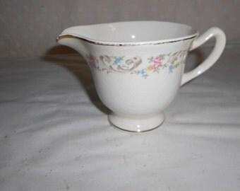 Paden City Pottery Creamer Duchess pattern