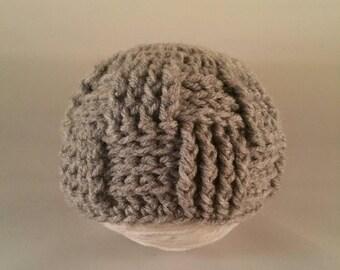 baby boy clothes, Baby Boy Hat, Crochet Newborn boy Hat, winter hat, Photography Prop, Baby girl hat