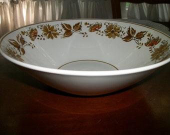 "Reduced  Mikasa Cera Stone 9""  Westwood vegetable bowl"