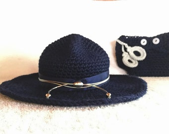 Police Officer Outfit - Law Enforcement Outfit - Sheriff Outfit - State Trooper Outfit - Police Officer Baby Clothes - State Trooper Baby