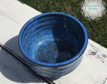 Matcha bowl in handmade, ceramic tea bowl, rice bowl in handmade