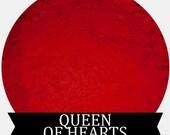 Matte Red Eyeshadow QUEEN OF HEARTS
