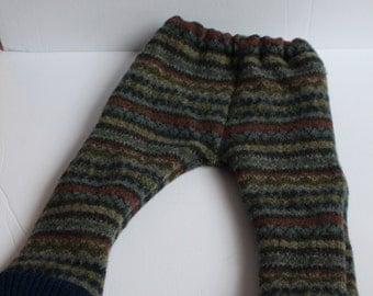 SZ 12-18 months Repurposed wool pants